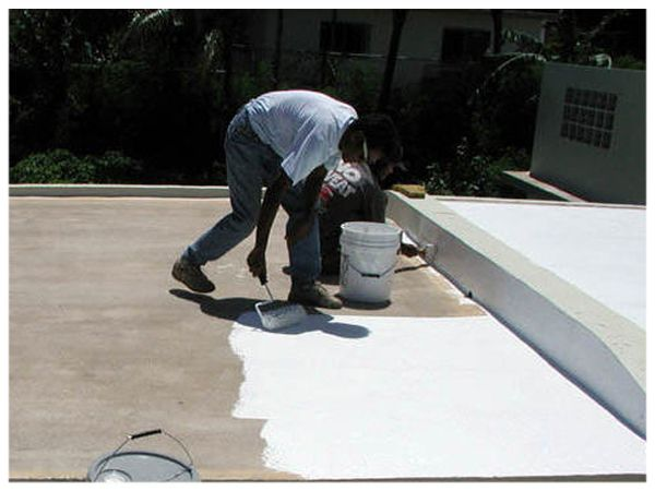 Top Five Reasons To Consider Liquid Epdm Rubber For Roofs Roof Leak Repair Rubber Roof Coating Roof Coating
