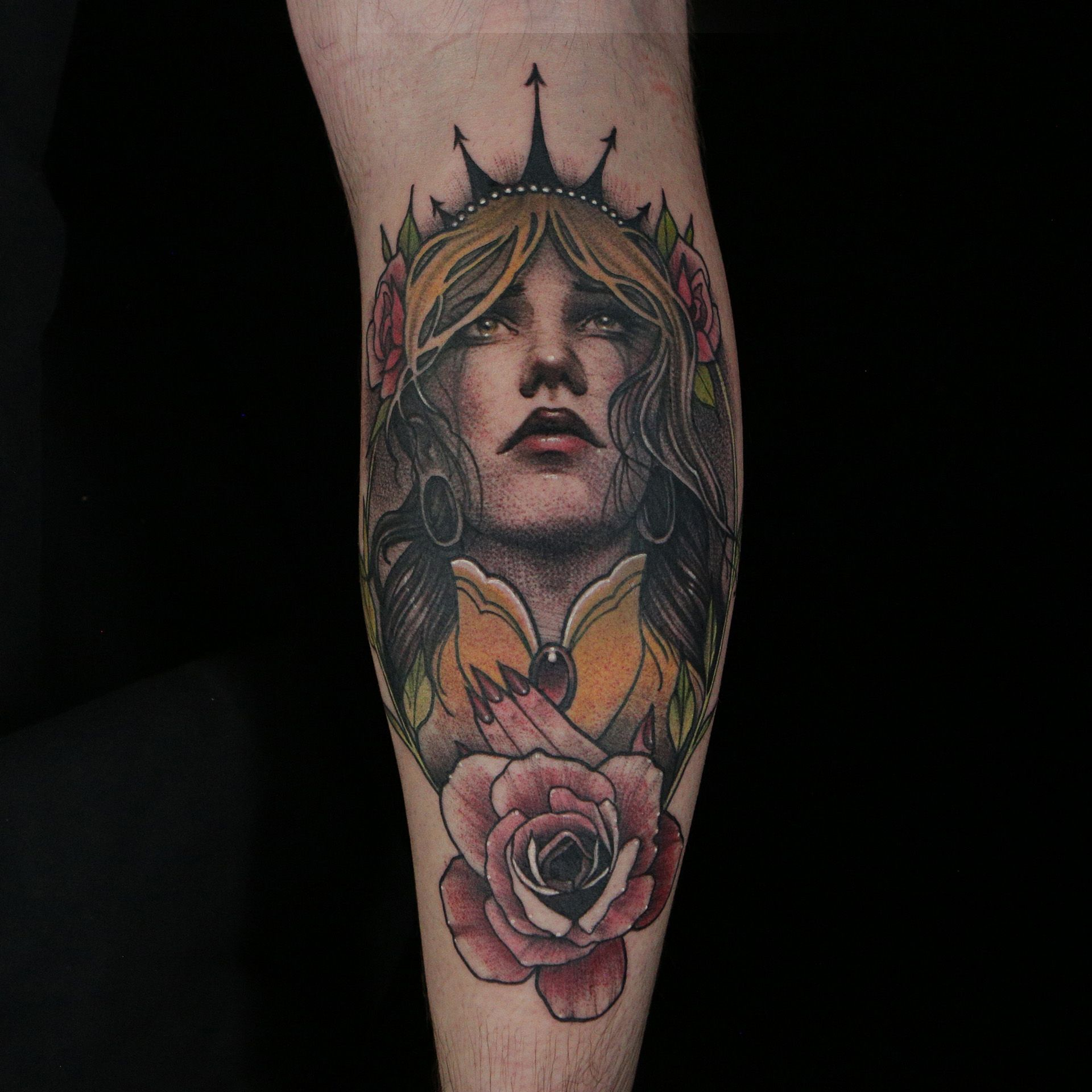 Tattoo by Deanna Smith (With images) Ink master, Ink