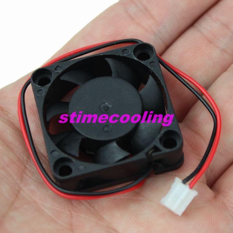 5pcs 2pin 24V Brushless Cooling Cooler Fan mini 3cm 30mm 30x30x10mm 3010S