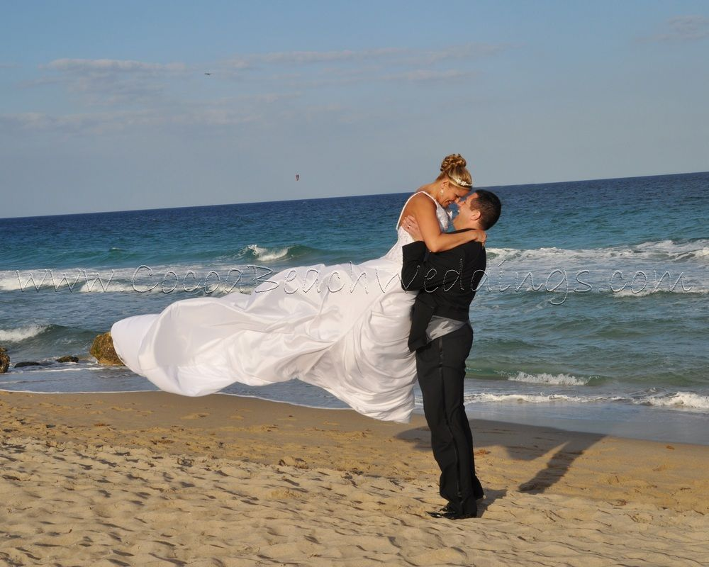 We are Cocoa Beach Weddings. Located on a1a in Downtown