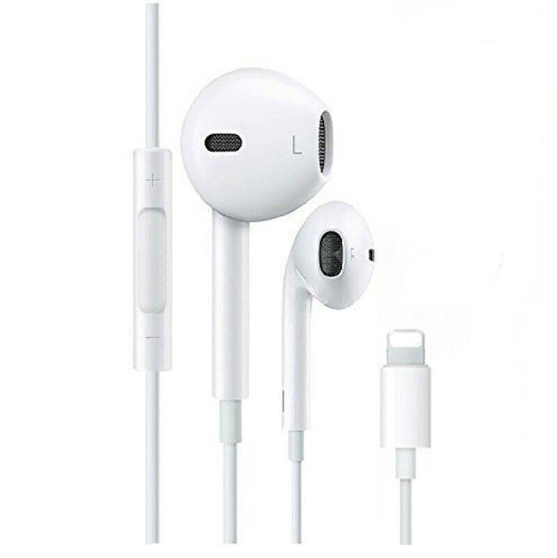 New Headphones Earphones With Remote Mic For Apple Iphone Xs Xr 8 7 Plus 6 6s Iphone Headphones New Headphones Headphones