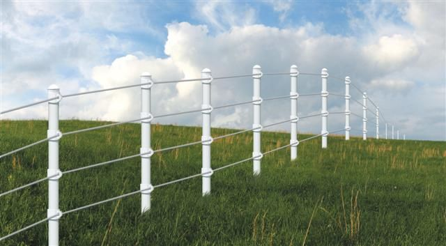 wire rail fence - Google Search | Fencing | Pinterest | Cable ...