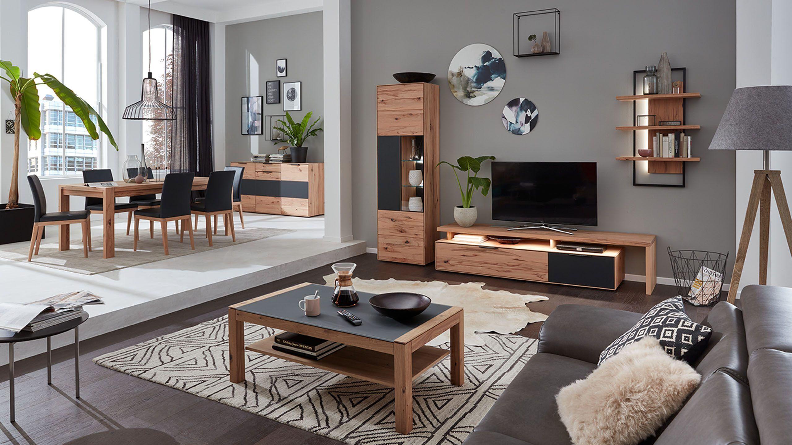 Du kombinierst gerne Wohn- und Esszimmer? Dann ist die Interliving