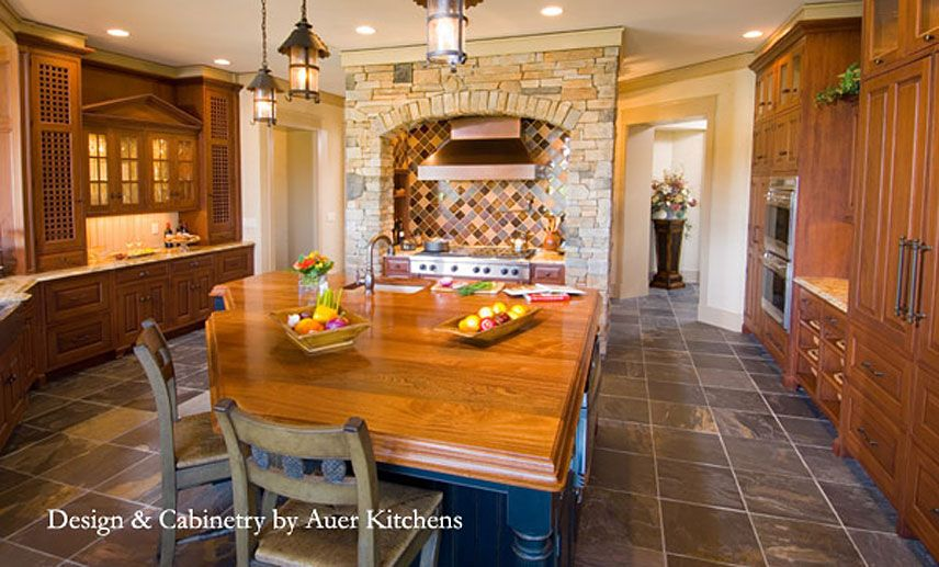 Wood Countertop Kitchen. Wood Countertop Kitchen Images About Countertops  Butcher Blocks Island Block