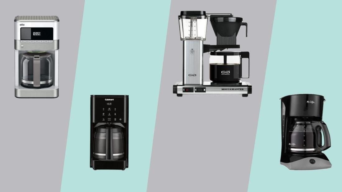 Best Drip Coffee Maker 2020 Tested And Rated Cnn In 2020 Best Drip Coffee Maker Drip Coffee Makers Coffee Maker