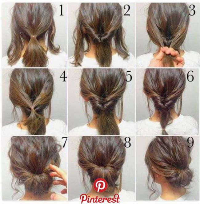 10 Best Hairstyles Ideas For Shoulder Length Hair Hair Styles Long Hair Styles Short Hair Tutorial