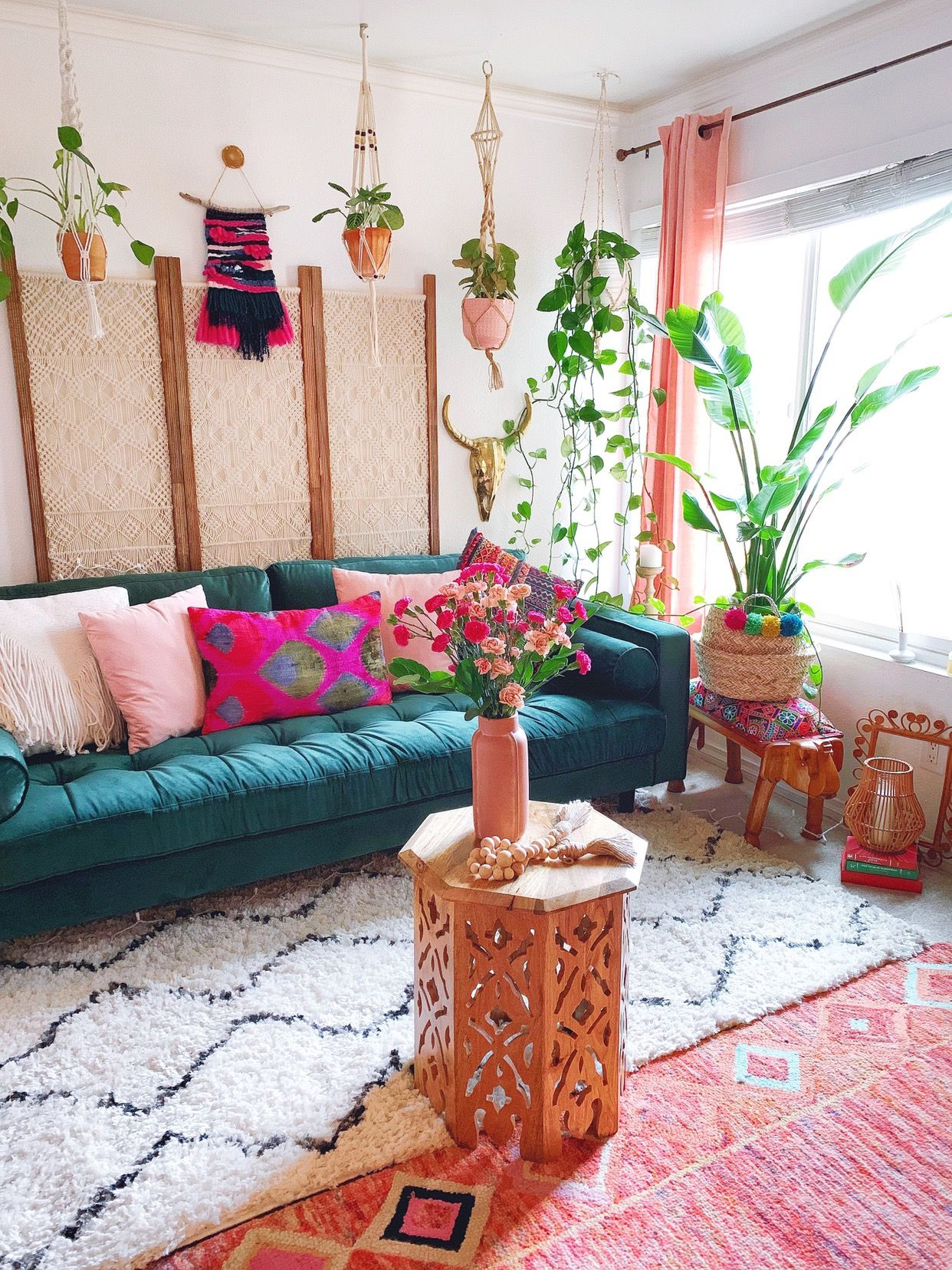 Small Boho Living Room: Pin By Sare XO On Sare's Abode