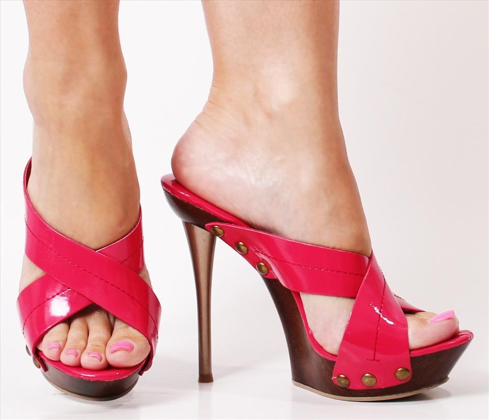 Very Sexy Pink High Heels | High heels | Pinterest | High heel