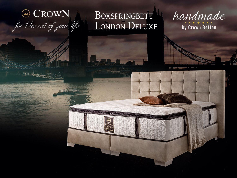 Cr0wn Betten Ist Schlafkomfort Aus Meisterhand Seit 1926 Jedes