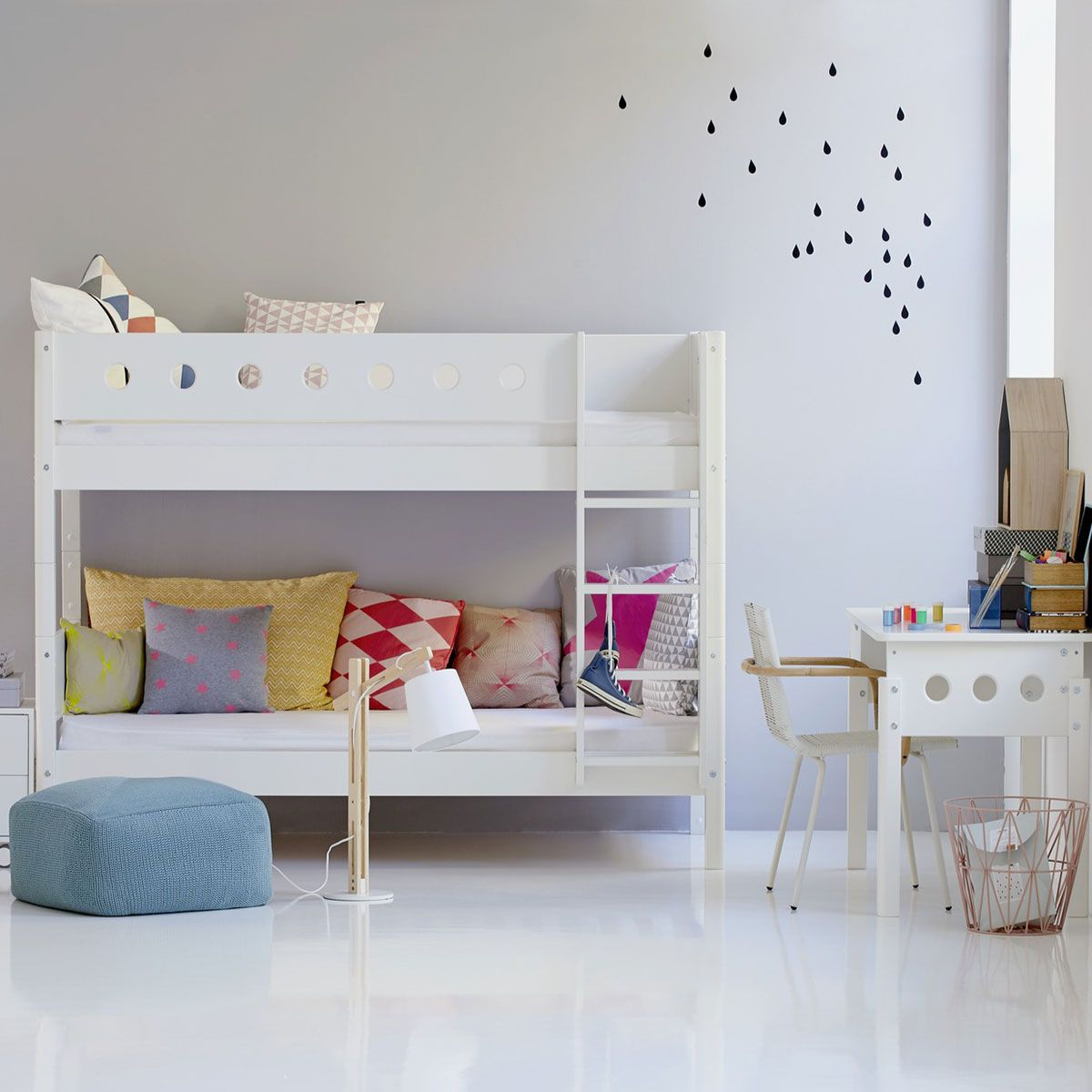 Flexa Bed Kids.The Best And Most Stylish Bunk Beds For Kids Lunamag Com