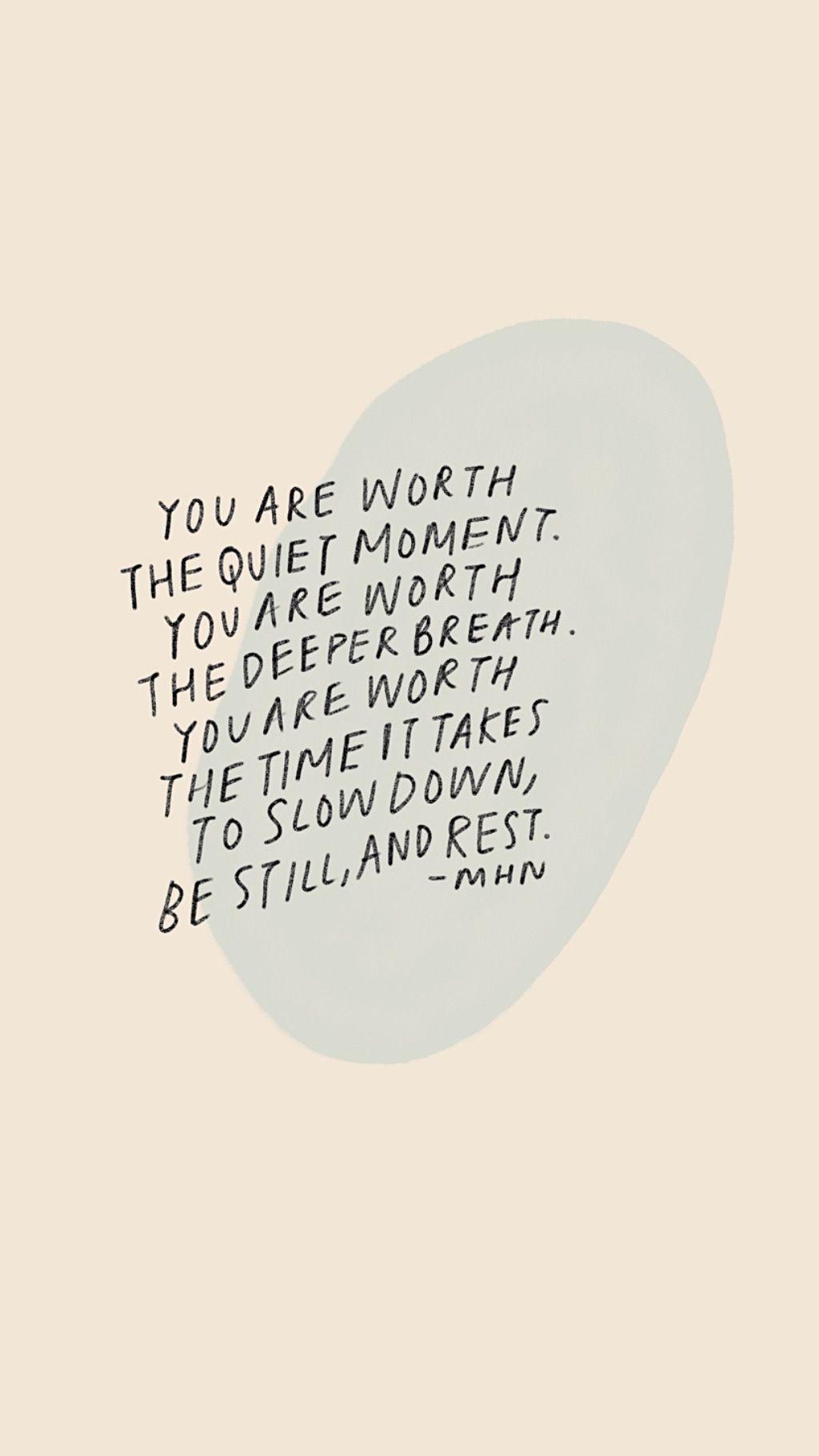 Self Care Rest Morgan Harper Nichols Self Care Quotes