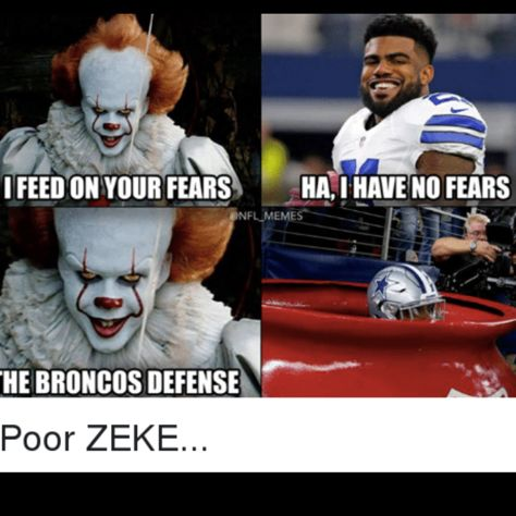 Broncos Defense Funny Football Memes Funny Sports Memes Nfl Funny