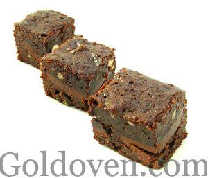 Resep Dark Choco Melt Brownies Cakefever Com Brownies Cokelat Kue Brownies