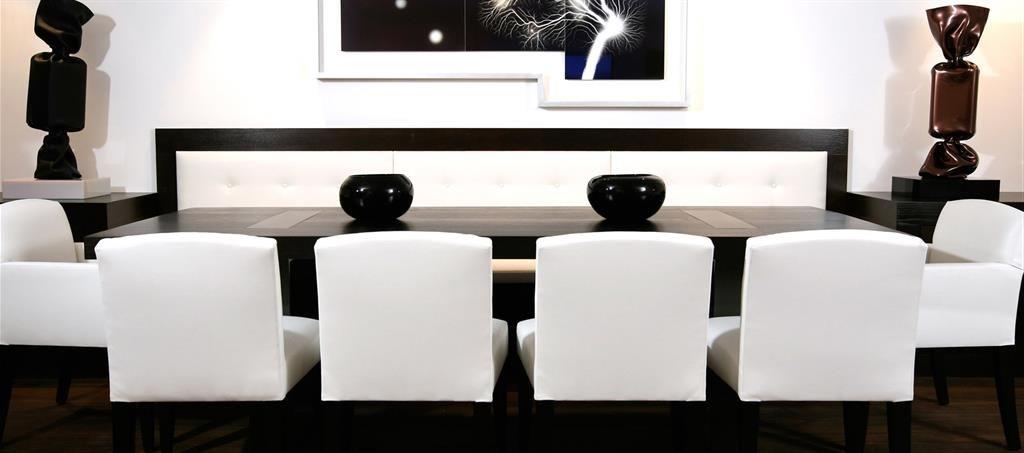 banquette salle à manger - Recherche Google Banquette pour salle à - rangement salle a manger