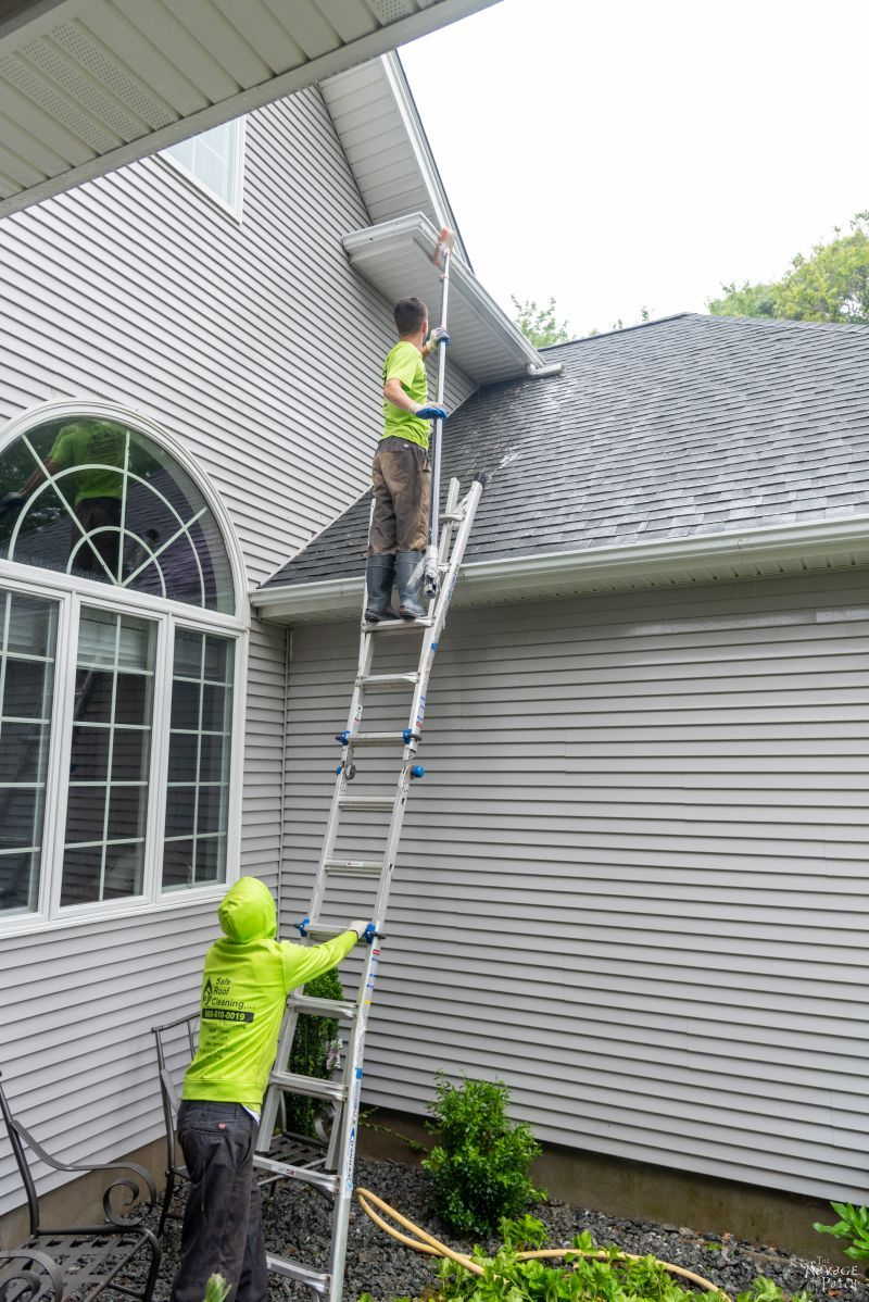 Roof Cleaning Roof Moss Removal Roof Cleaning Moss Removal Roof Maintenance