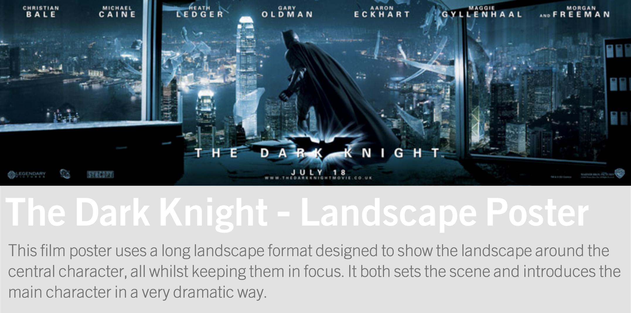 Landscape Poster Analysis Landscape Poster Landscape Movie Posters