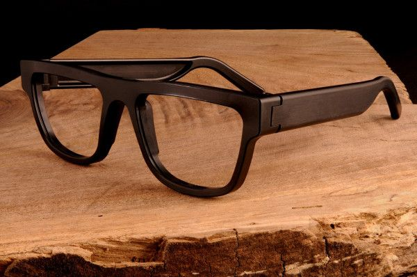 Aluminum Eyeglasses from EXOvault - Design Milk