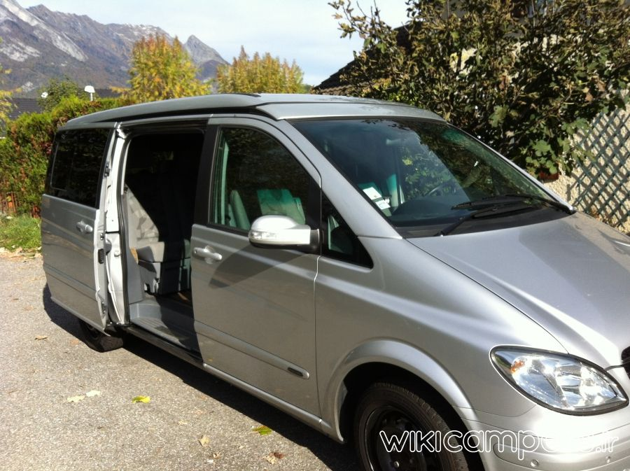 location camping car van mercedes marco polo nice rides cars bikes pinterest fourgon. Black Bedroom Furniture Sets. Home Design Ideas
