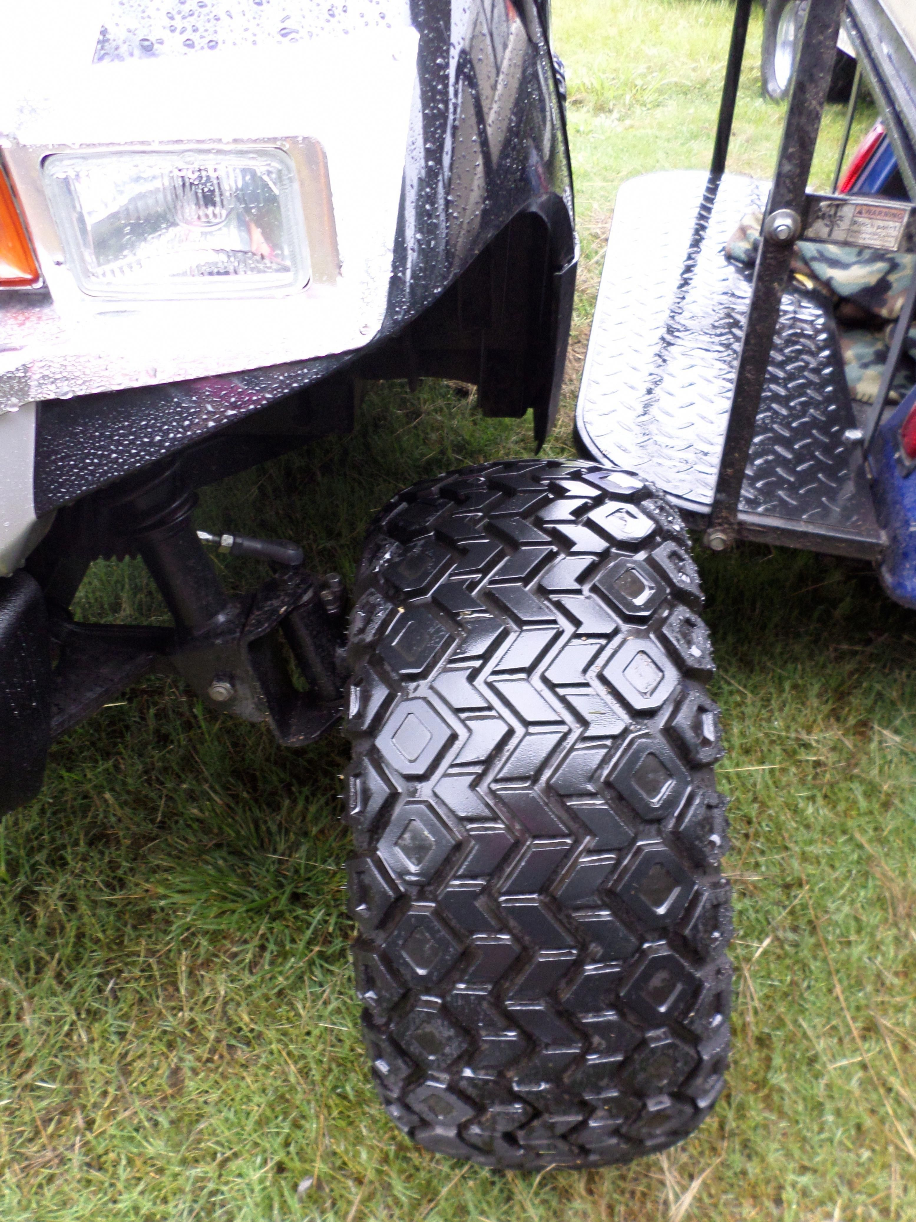 Time to replace or upgrade your golf cart tires? The three ... Golf Cart Tire Width on golf cart tire tread, golf cart tire pressure, golf cart tire sizes, golf cart tire outlet,