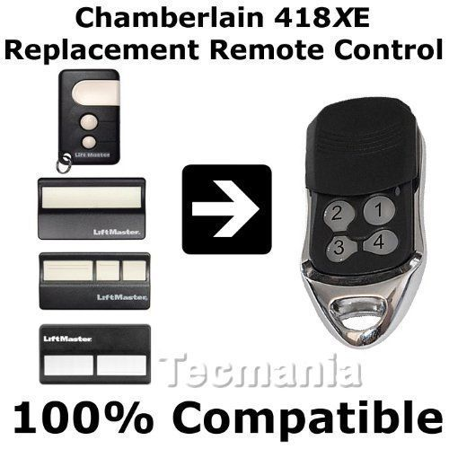 Chamberlain Garage Door Remote Control Uk Products Pinterest
