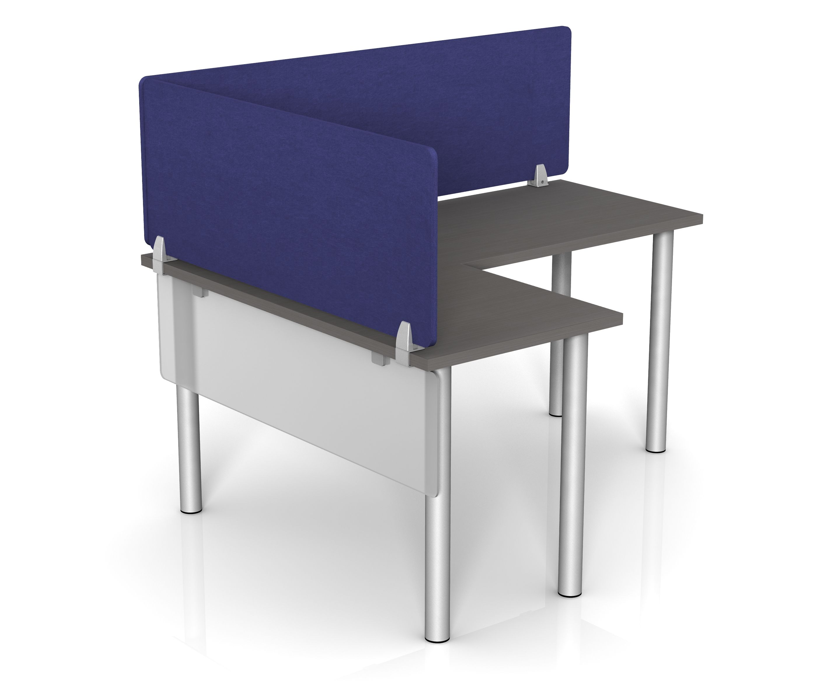 Office desk dividers Study Table Echoscape Desk Dividers Provide Both Sound And Visual Privacy Our Ecofriendly Panels Absorb Up To 90 Of Sound Paradiceukco Echoscape Desk Dividers Provide Both Sound And Visual Privacy Our