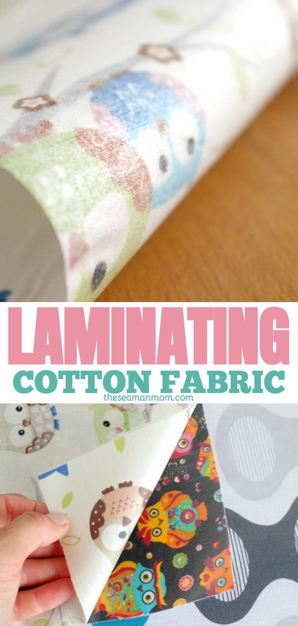 Photo of How to Laminate Fabric At Home Easy Sewing Tutorial