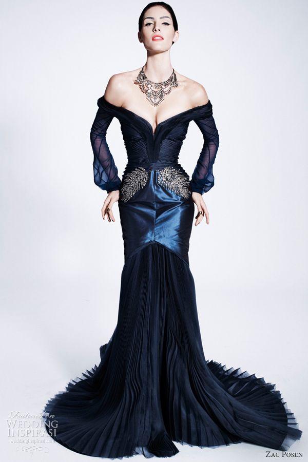 zac posen evening gowns wedding dresses avenue   Couture   Pinterest ...