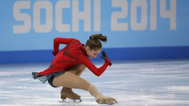 Russian Is Surprise Winner in Womens Figure Skating