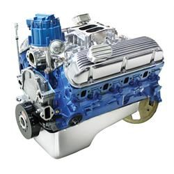 Blueprint 302 Ford Hot Rod Crate Engine W Front Sump Pan Crate