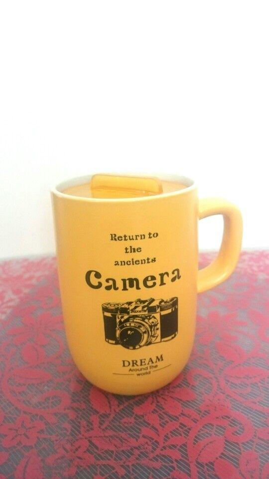 Fotografos, aqui esta su tazon