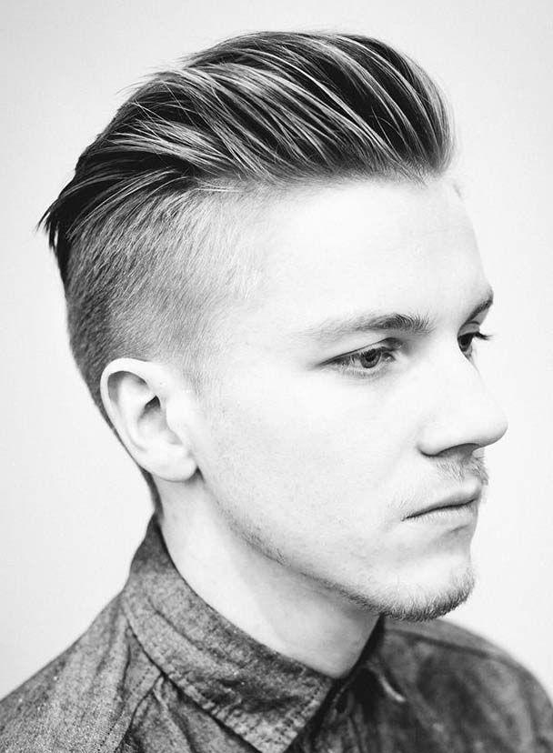 Greaser Haare Fr Mnner 2018 Styles Pinterest Hair Styles