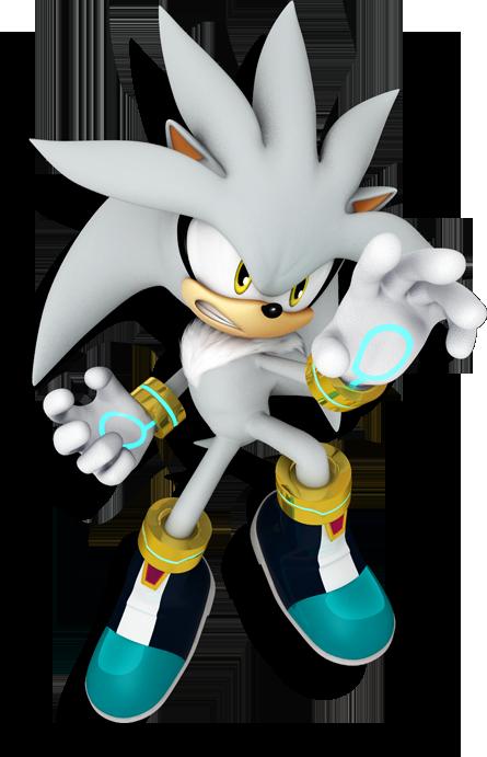Silver The Hedgehog Silver The Hedgehog Sonic The Hedgehog Sonic Boom