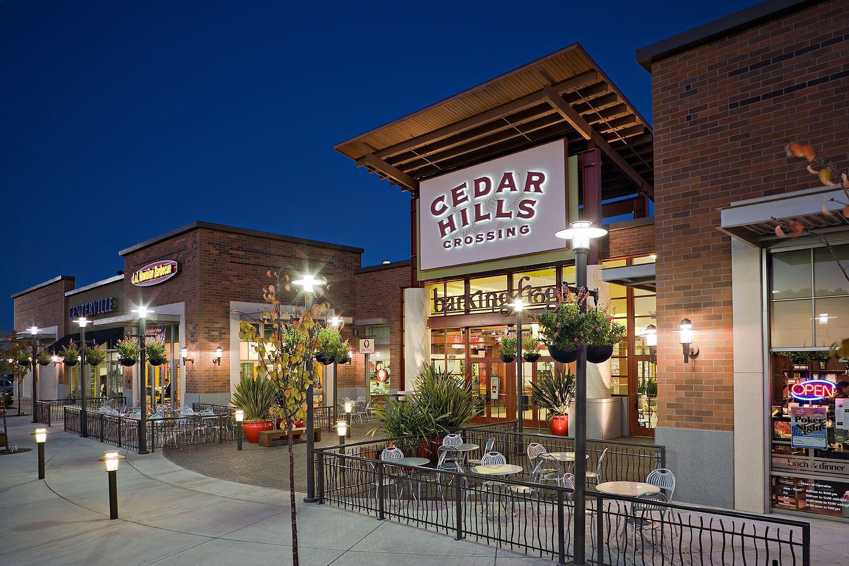 Shopping Center Facade Renovation - Google Mall