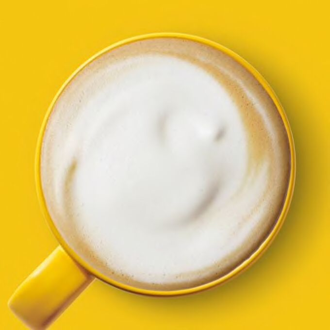 Check Out This Starbucks® Blonde Vanilla Latte From
