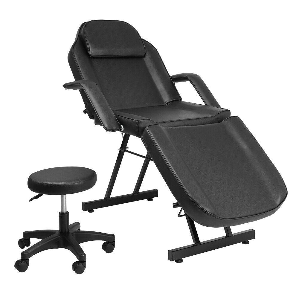 Salon Pedicure Chair Ebay >> Ebay Sponsored Adjustable Beauty Salon Spa Massage Bed
