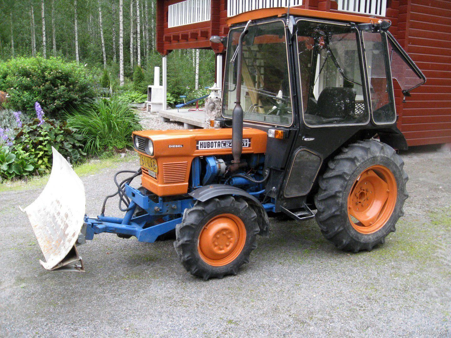 medium resolution of 1984 kubota l245dt