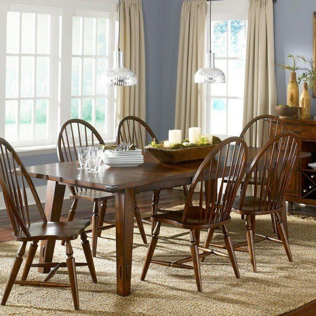 Cabin Fever Dining Table in 2018 House of Lenzer Pinterest