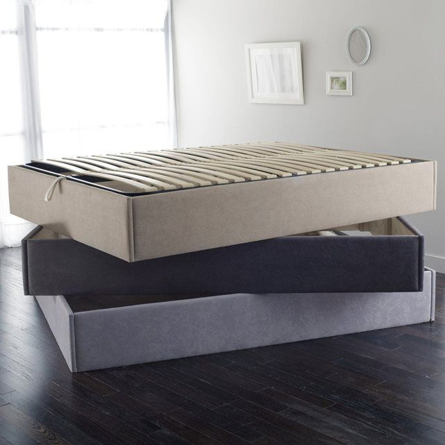 les 25 meilleures id es de la cat gorie sommier coffre sur. Black Bedroom Furniture Sets. Home Design Ideas