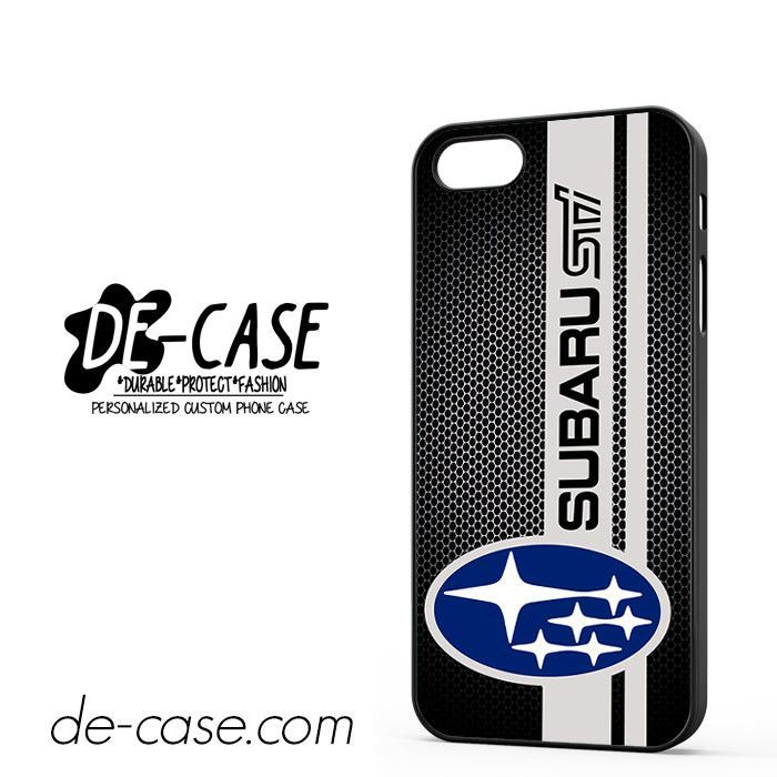 Subaru STI Logo DEAL-10229 Apple Phonecase Cover For Iphone SE Case