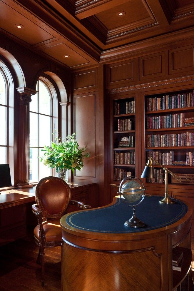 Beautiful Wood Paneled Rooms: Wood Paneling Walls Dining Room Craftsman With Panel