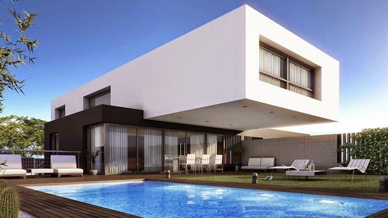 Hometainer Empresa Espanola Que Construye Viviendas Con Containers Fachadas De Casas Modernas Fachadas De Casas Casas Modernas