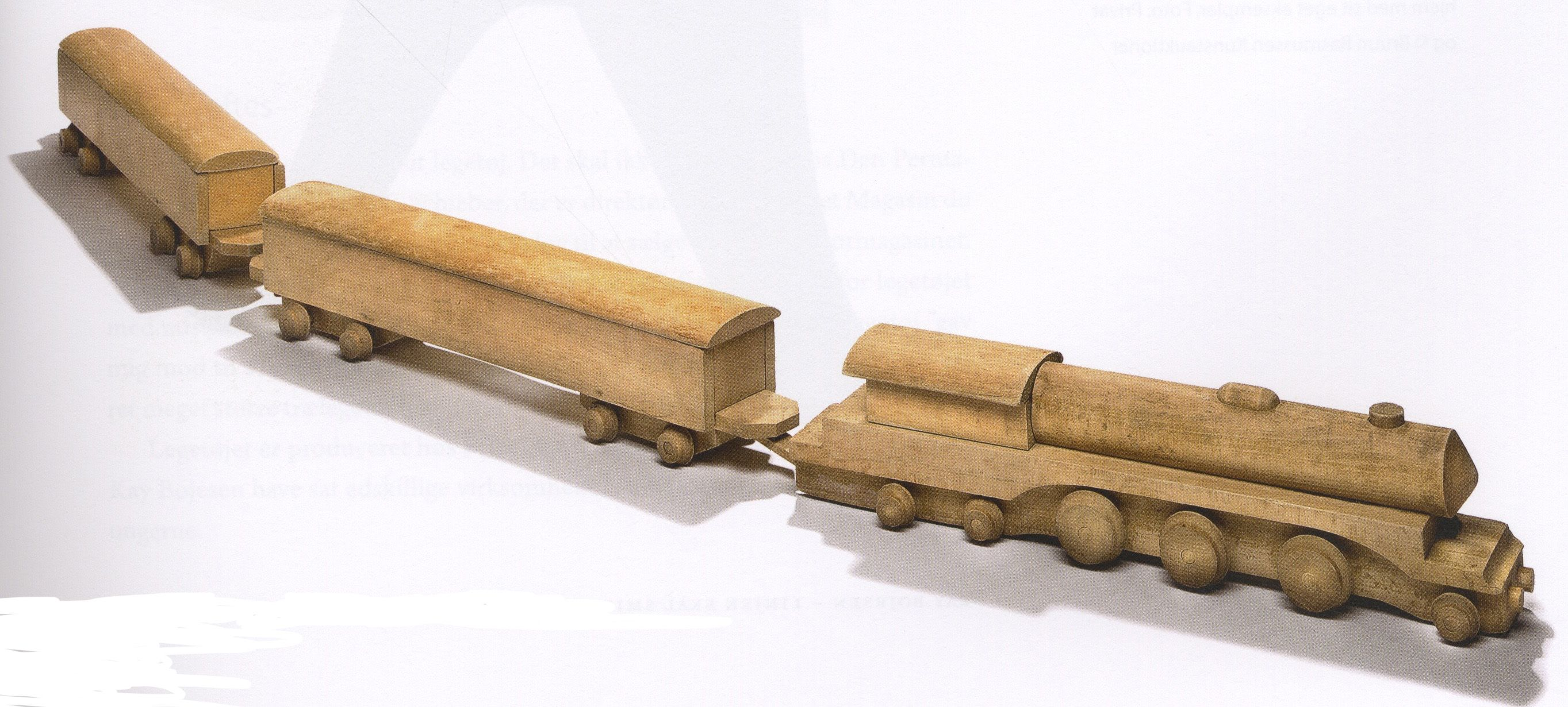 trein Kay Bojesen