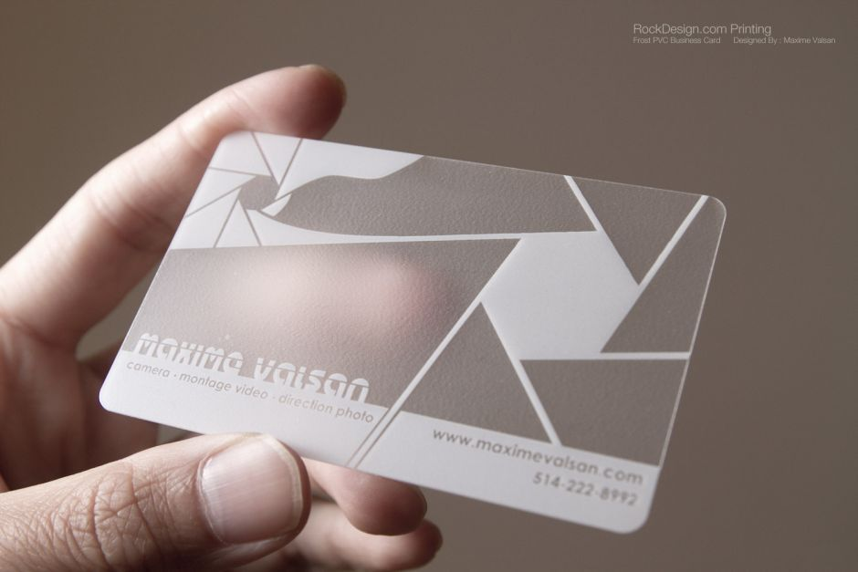i want my cards to look like these! RockDesign.com | Plastic ...