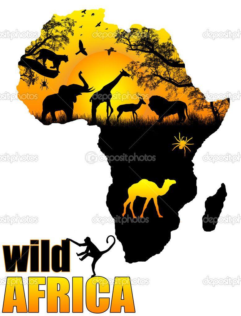 Поиск дикая африка