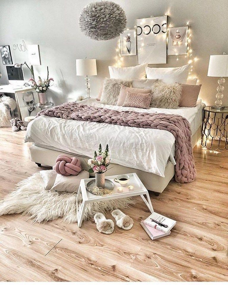 85 Charming Rustic Bedroom Ideas And Designs 4 In 2020