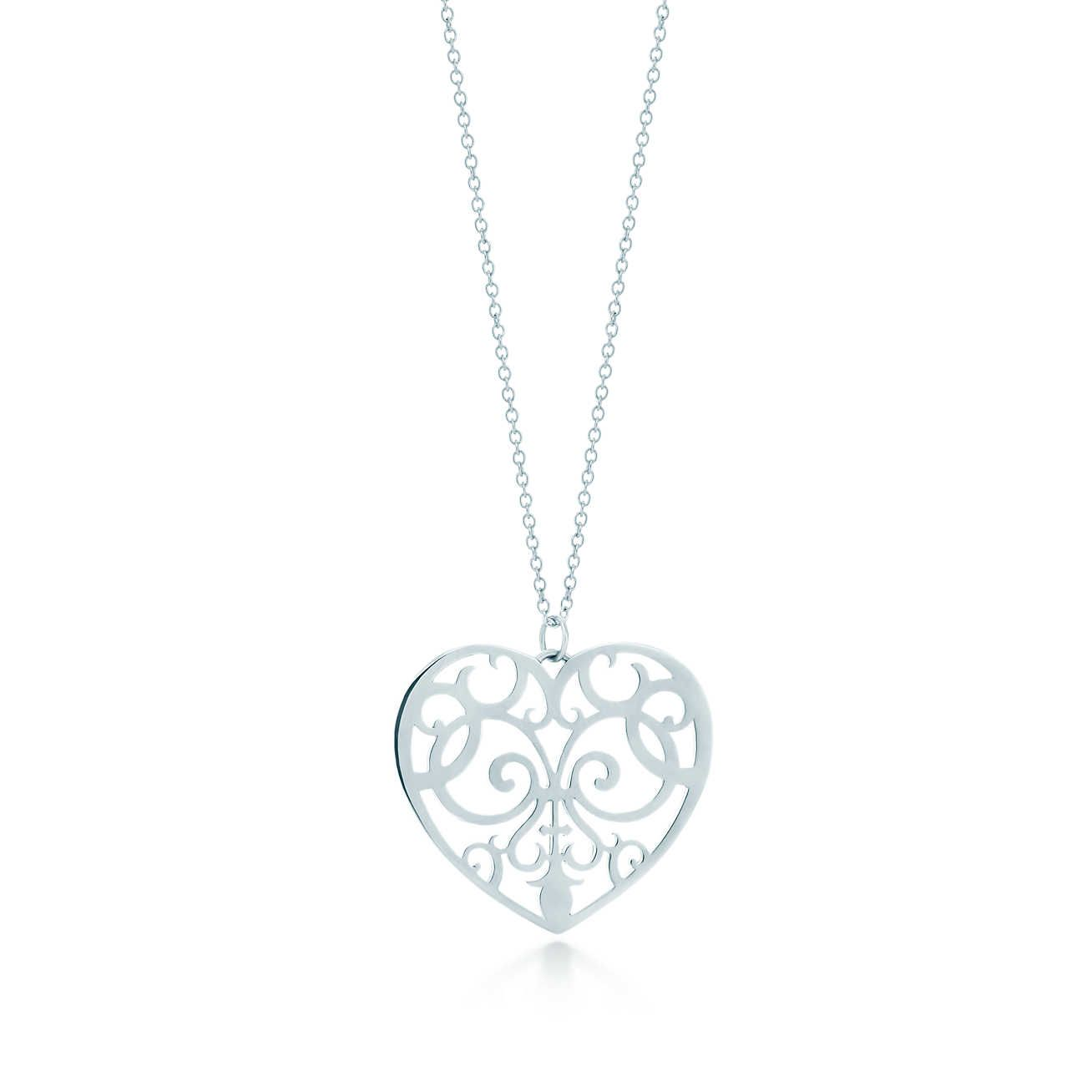 Tiffany enchant heart pendant enchanted tiffany and pendants tiffany enchantheart pendant aloadofball Images