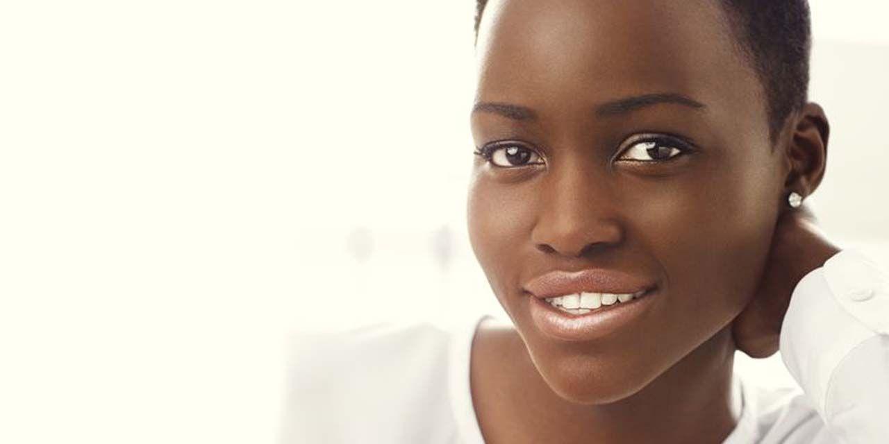Fashion style Nyongo lupita named new face of lancome for lady