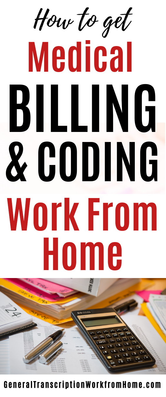 How To Get Medical Billing Coding Jobs From Home Work From Home Jobs Online Jobs Side Hustles Work From Home Jobs Online Jobs Side Hustles Coding Jobs