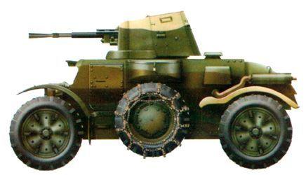 Image result for AM Gendron SOMUA 39