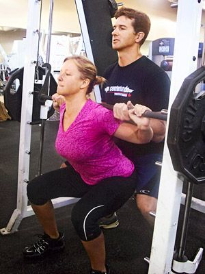 6c5c03610 Just started incorporating weight training into your workouts? Here's a  good article from Fitness magazine that introduces the best machines and how  to ...